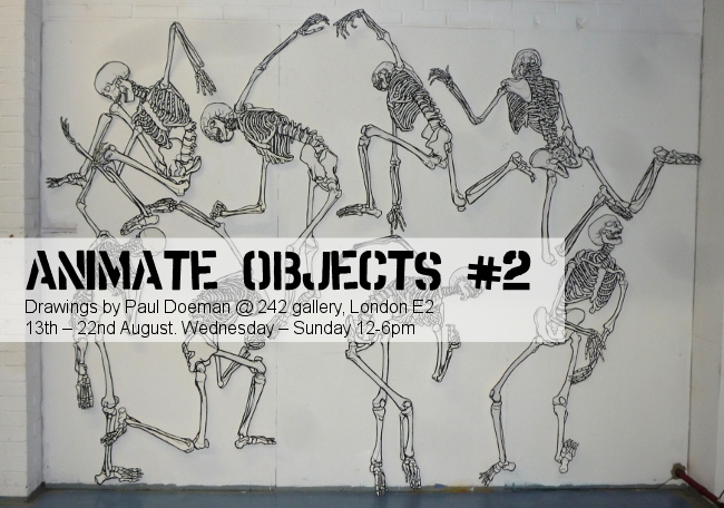 Animate Objects #2 Exhibition