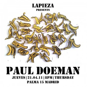 Paul Doeman at Lapieza