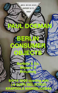 Bartleby Berlin consumer objects