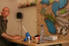 Exhibition at Franfrantou, Berlin.