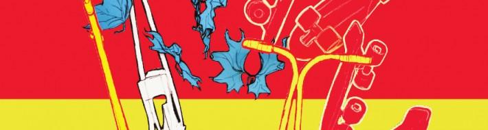 Artwork for Mexico Design magazine.